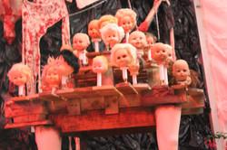 Horror Themed Decoration