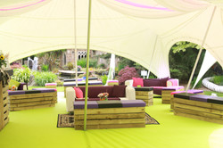 Hippie Themed Luxury Marquee Party