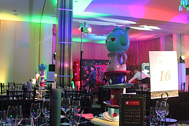 Themed event production services for party theming, wedding theming, fairytale events and more.