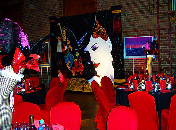 Creative Ideas for Corporate Themed Events London UK