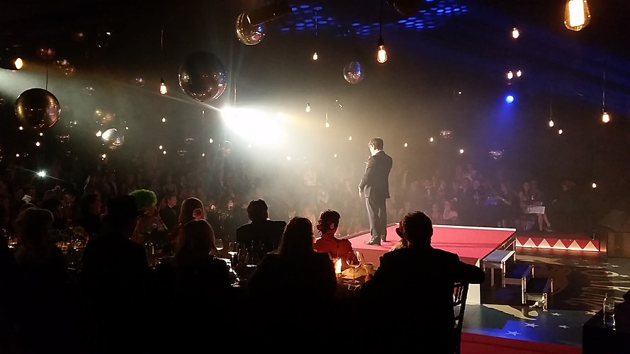 Book Michael McIntyre for Marquee parties and private events