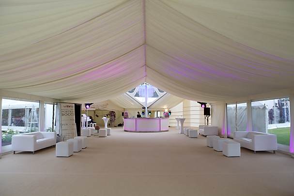 Marquees for Corporate Events London UK