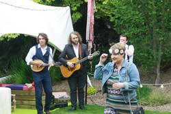 Buskers Hire