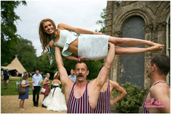 Contortionist Hire for Weddings