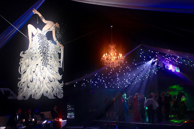 Bespoke Marquee Design for Private Birthday Parties London UK