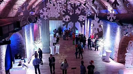 Corporate Christmas Event Decoration London UK