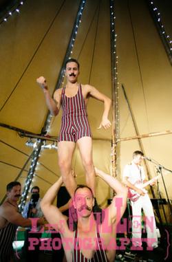 Acrobats for Wedding Entertainment
