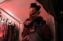 Halloween theme private marque party