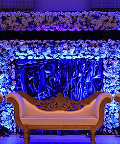 Asian Wedding Decor