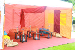 Shisha Lounge Set