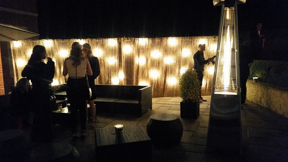 Bespoke Set Design Services for Luxury Birthday Party London UK