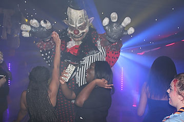 Unique Entertainment for Horror Themed Events London Uk
