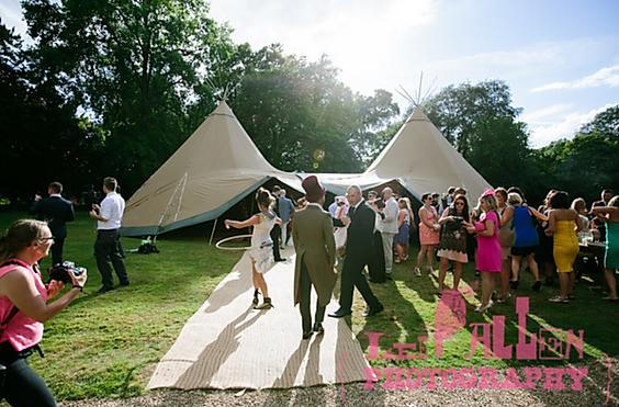 Festival Themed Weddings London UK