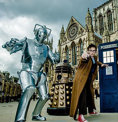 British sci-fi themed events avaiable near London.