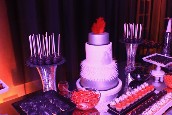 Catering for 1940's Luxury Birthday Party London UK