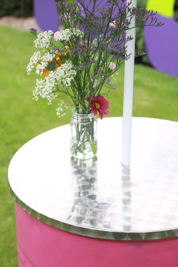 Themed Table Decoration