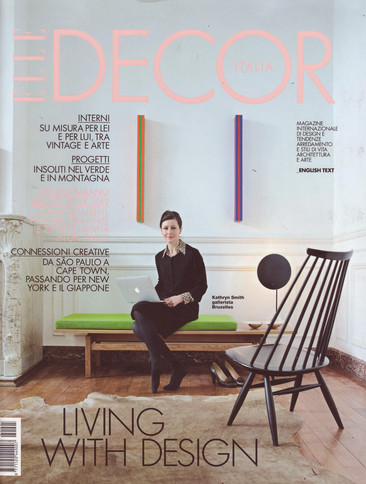 Elle Decor Italia 2012