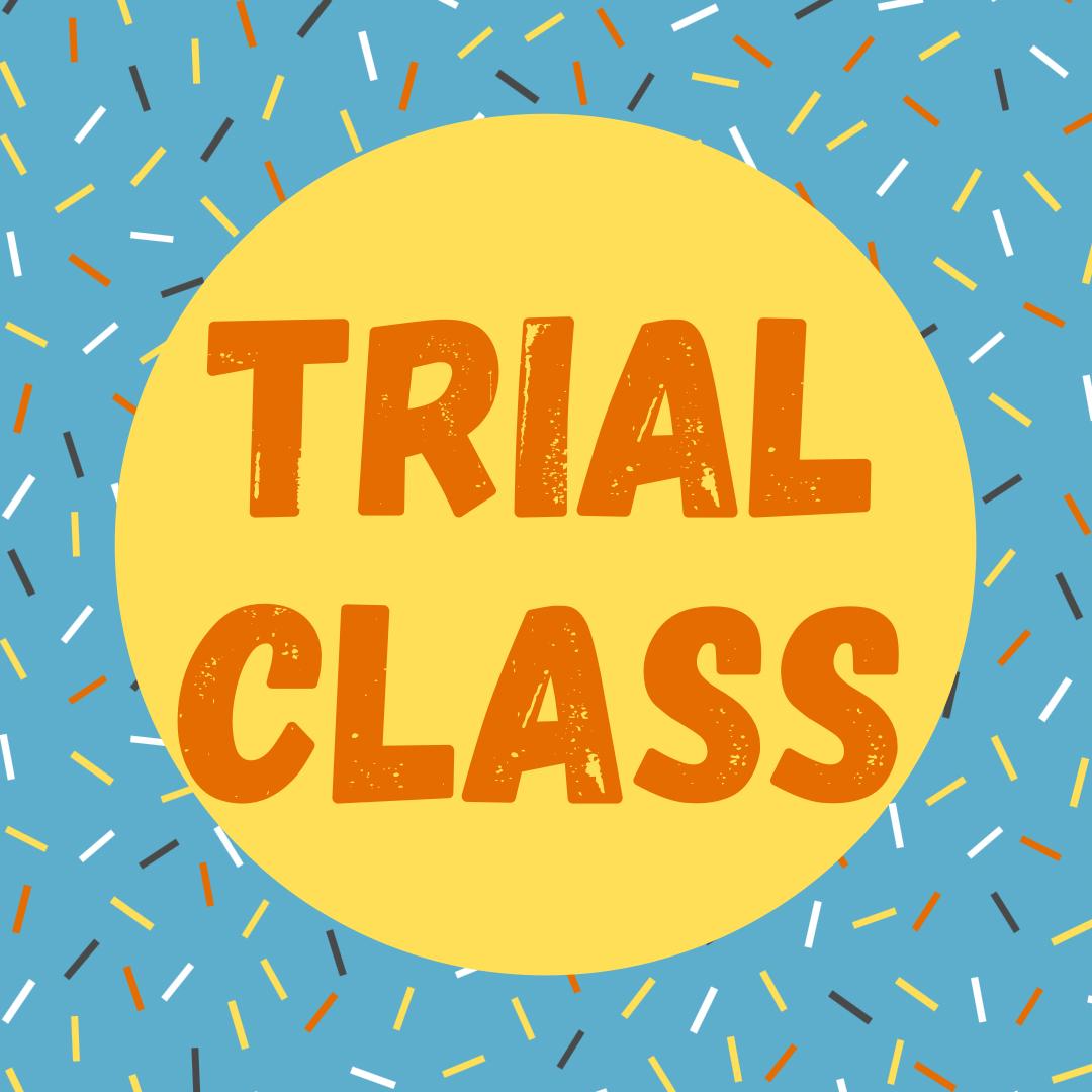 Trial Class - Little Locomotors