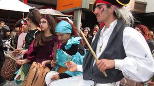 Cortejo de carnaval de São Mamede de Infesta
