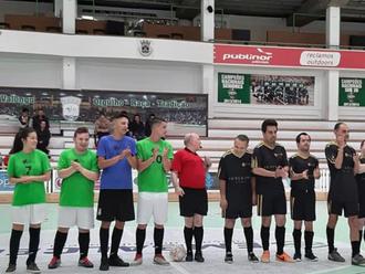 Jogos de Futsal da ESOM