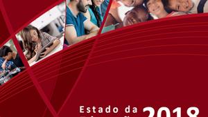 """E2OM no relatório """"Estado da Educação 2018"""""""
