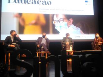 """III Fórum Sintraes+, """"A Pandemia e Agora? Impactos e Desafios para as Escolas"""""""