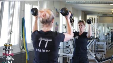 Fitness Studio Teaser