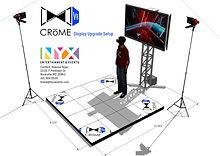 Crome VR CAD 2D Display Upgrade Setup.jp