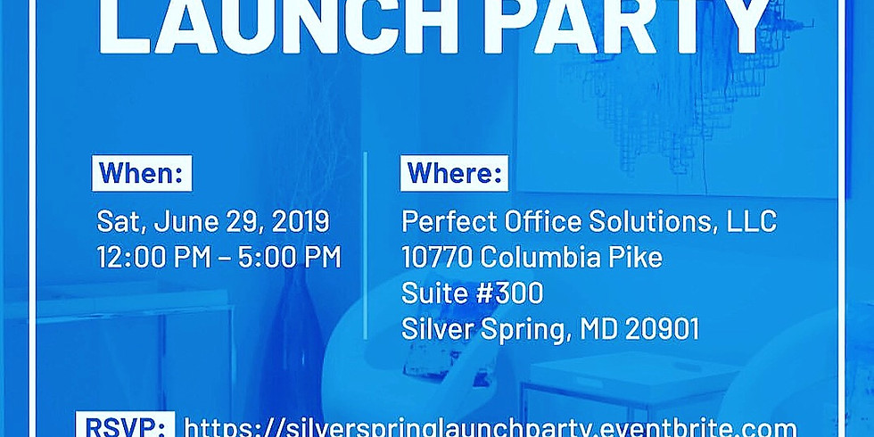 Perfect Office Launch Party