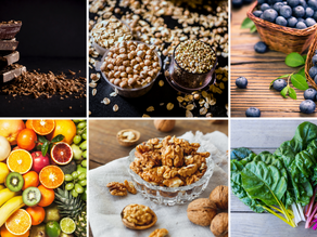 Foods to boost your brainpower!
