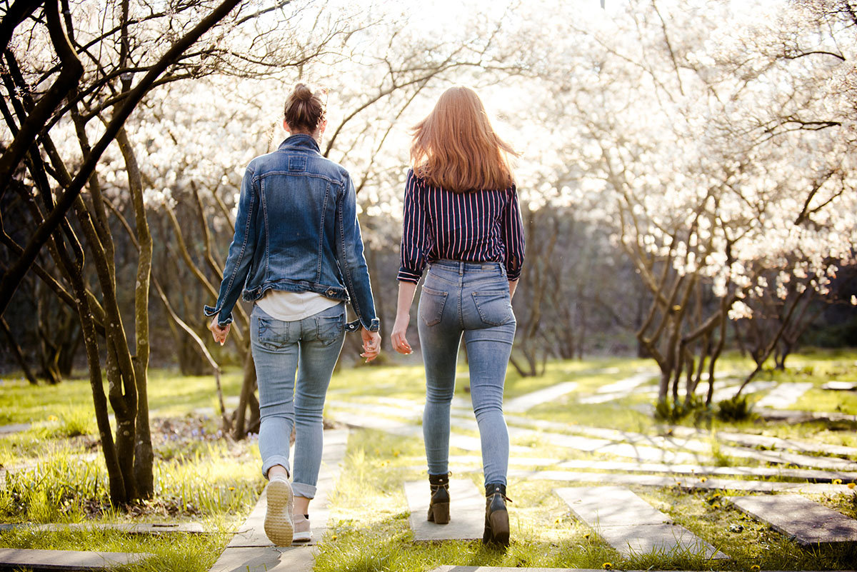 Walk and Talk Therapy