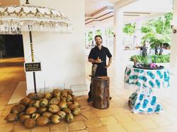 Coconut station