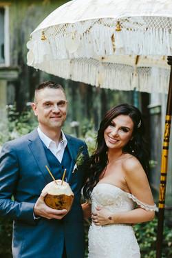 Custom wedding