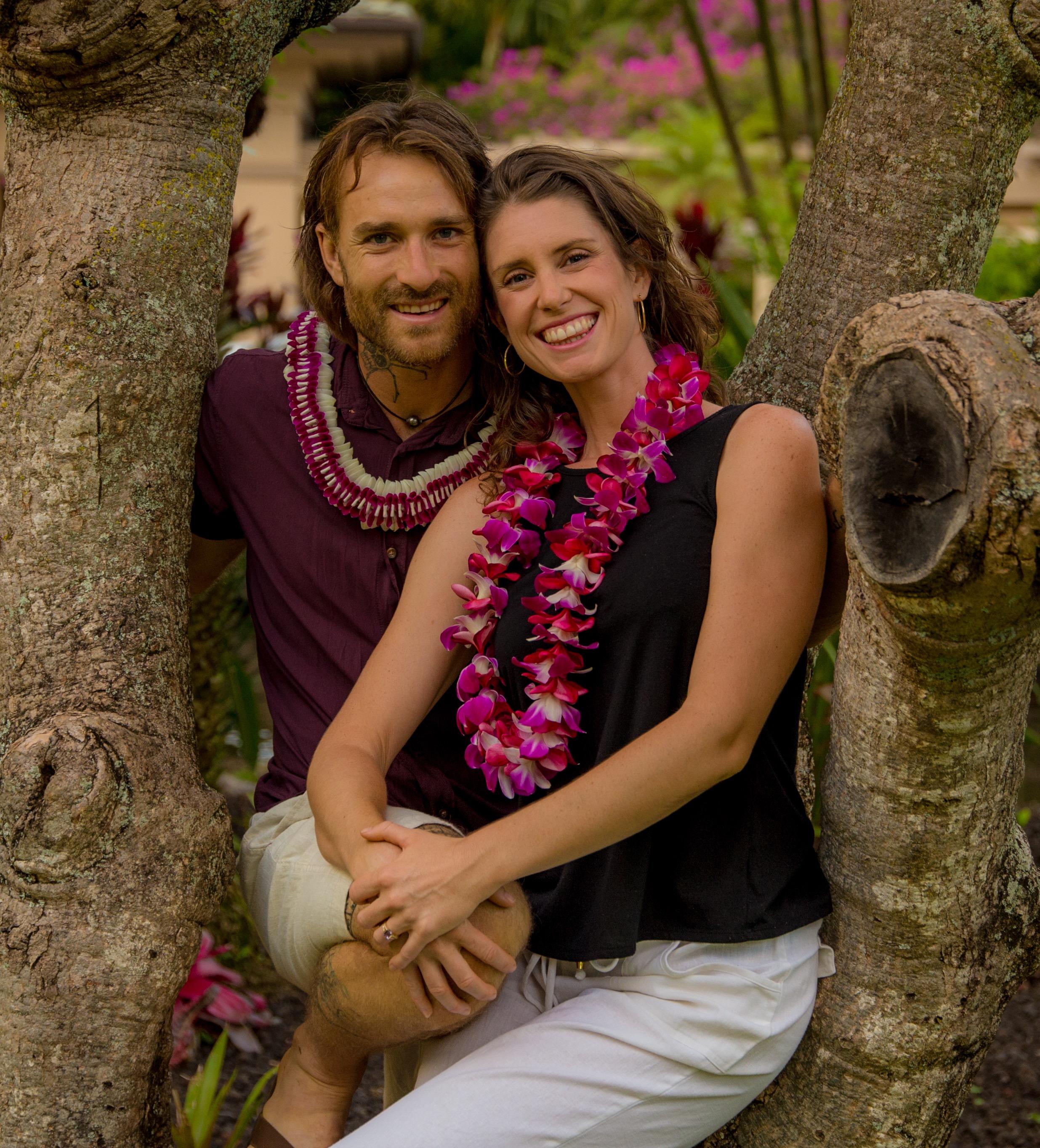 Entrepreneur power couple