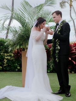 Maui lux wedding