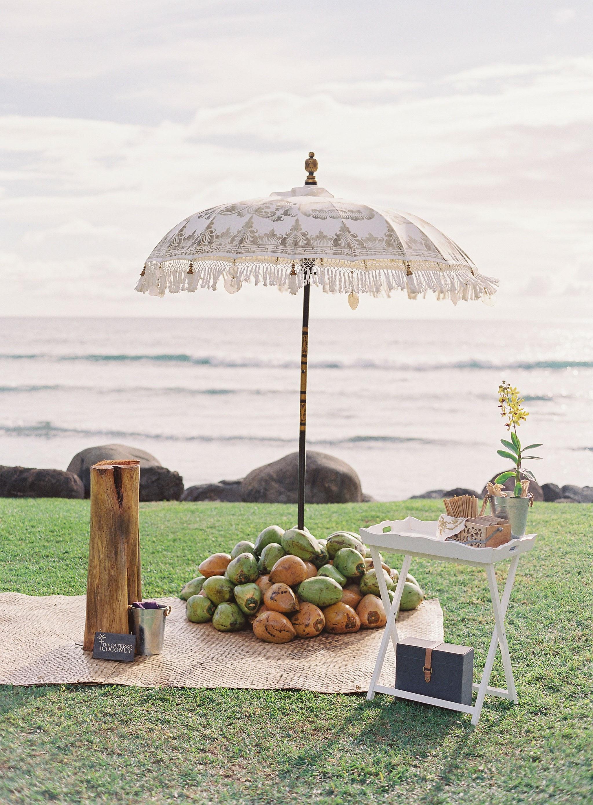 Maui coconut station