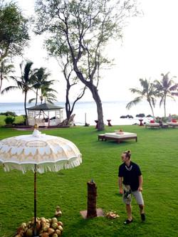 Maui wedding at Sugarman Estate