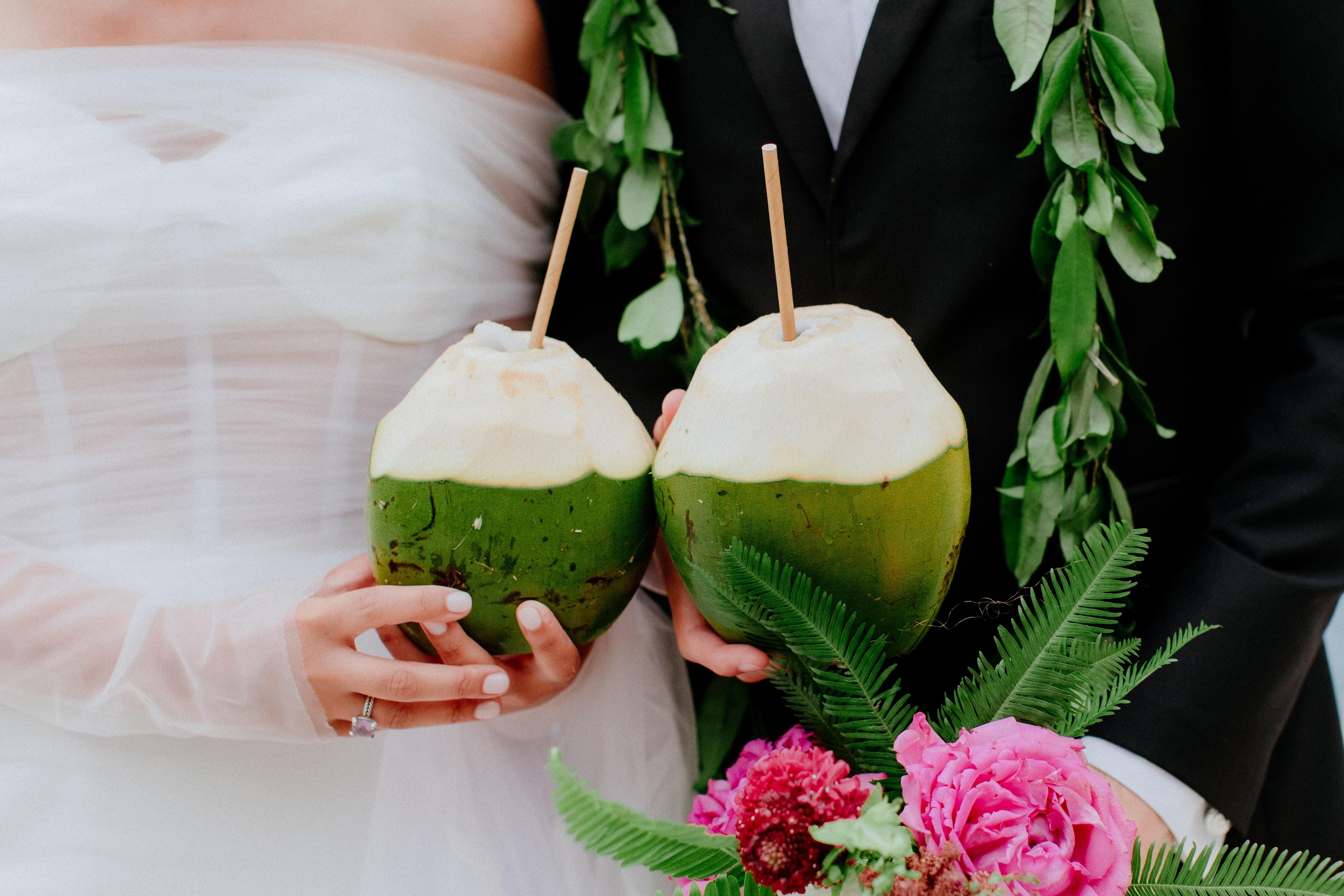 Maui custom coconuts