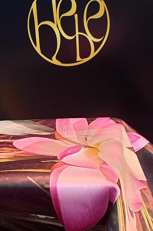 Signature luxury silk scarf