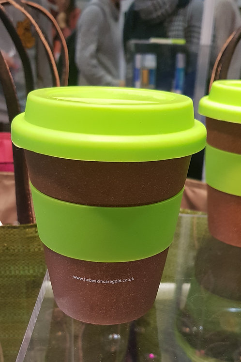 Eco Bamboo reusable Coffee cups