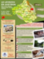"""Séjour touristique Maison d'Hôtes """"La Pierre Pointue"""" - France - Viaduc Millau, Caves Roquefort, Foirail Laissac, Peyre, Lac Pareloup, Vélorail"""