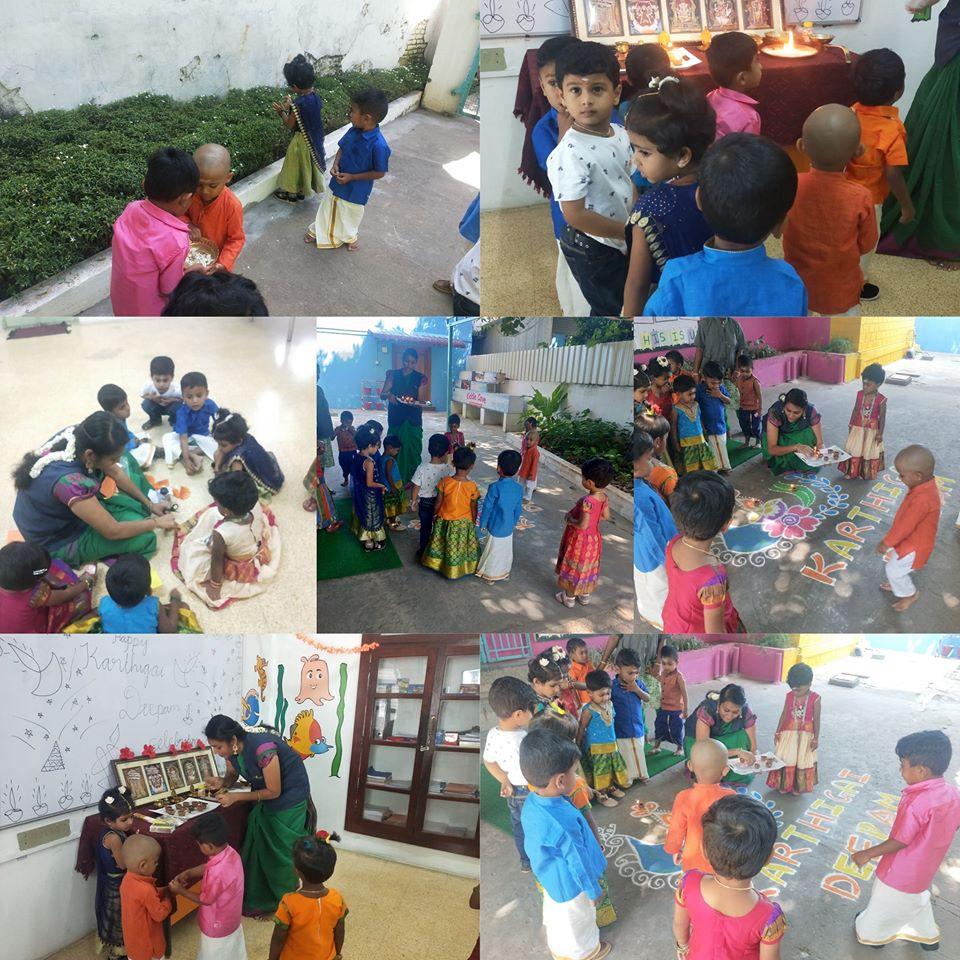 Karthikai Deepam Celebration