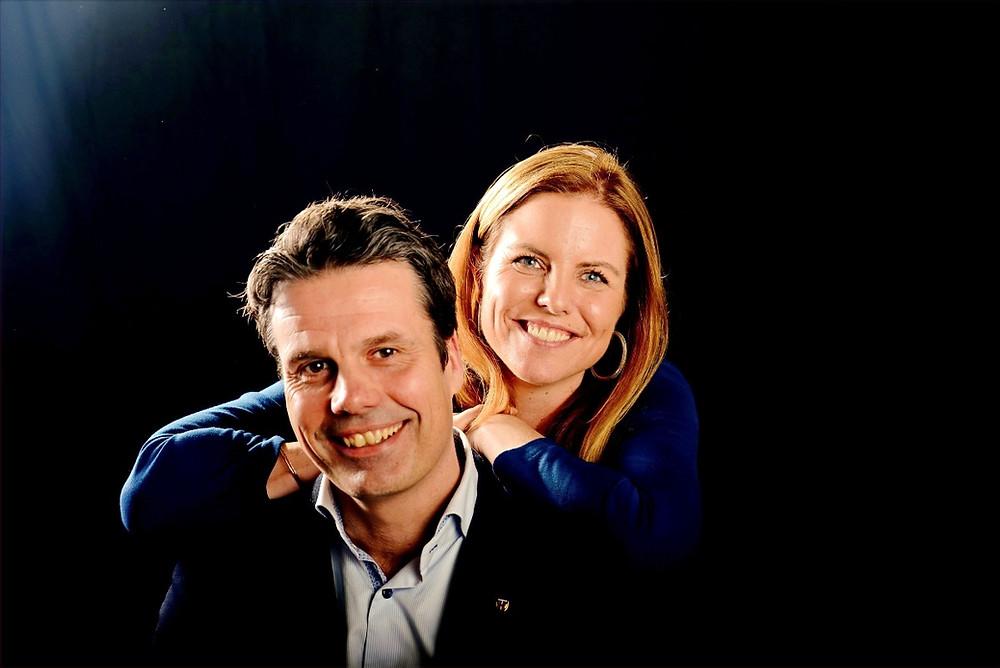 Karin Tanderø Schaug overtar ansvaret som forbundsleder fra og med 3. mai 2021. Fredrik Støtvig går over i ny stilling i Tolletaten 1. juni.