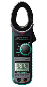 Kyoritsu 2040 AC Digital Clamp Meter