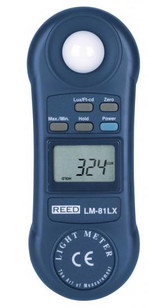 REED LM-81LX Compact Light Meter