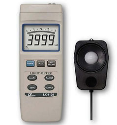 LUTRON LX-1108 Electronic Light Meter