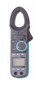 Kyoritsu 2046R True RMS AC/DC Digital Clamp Meter, 600A/600V