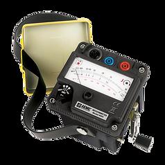 AEMC 6503 Hand-Crank Megohmmeter, 1000V