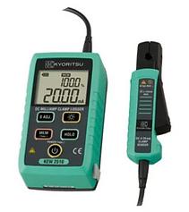 Kyoritsu 2510 DC MilliAmp Clamp Meter / Clamp Logger, Bluetooth