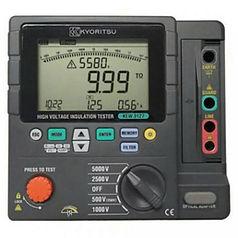 KYORITSU 3127 5000V 10TΩ Insulation Tester